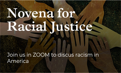 Novena for Racial Justice.