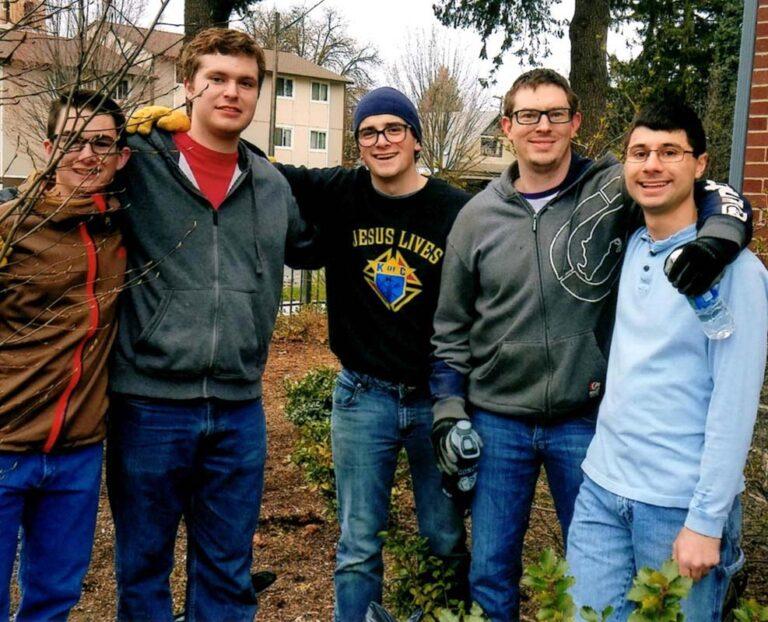 KoC-with-Seminarians.