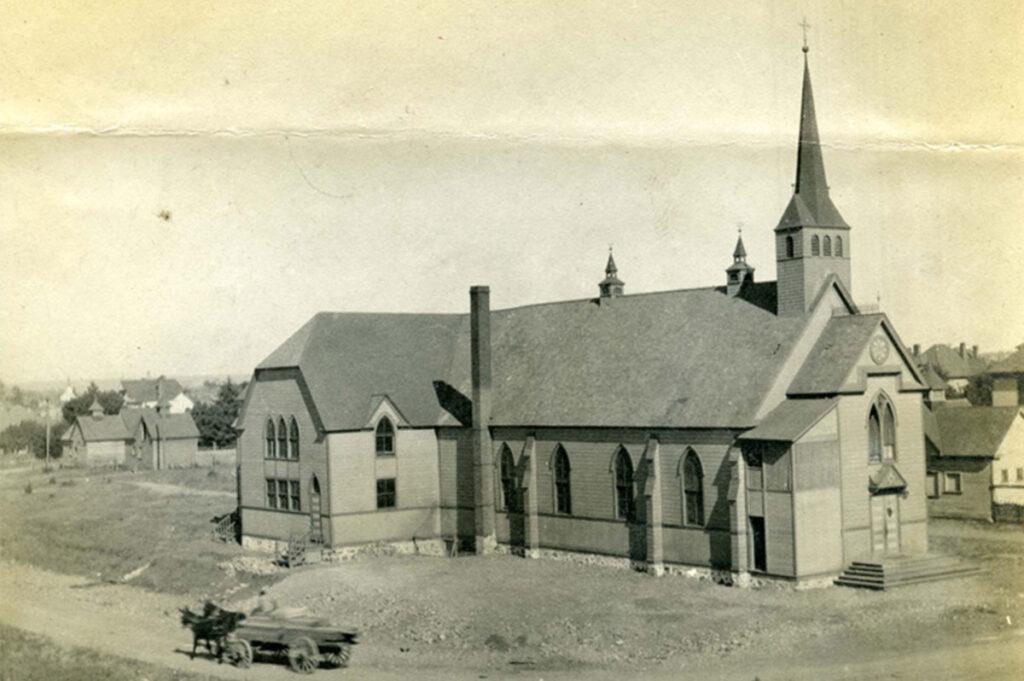 historical church.